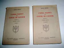 ADOLFO OMODEO L'opera politica del Conte di Cavour