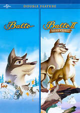 BALTO/BALTO II (DVD, 2012, 2-Disc Set) NEW