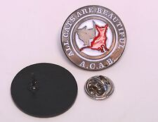 ACAB (ALL CATS ARE BEAUTIFUL) METALPIN (MBA 652)