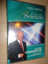 DVD N° 12 VIAGGIO NELLA SCIENZA PIERO ANGELA LA VITA EXTRATERRESTRE SPAZIO