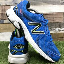UK10 New Balance 450 v3 - Blue/White High End Performance Running Trainers