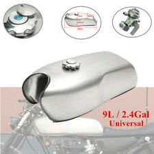 9L/2.4 Gallon Cafe Racer Modification Gas Fuel Tank Kit fit for BMW Honda Yamaha