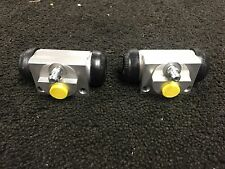 FOR FORD FIESTA 1.4 ZETEC TDCi REAR BRAKE WHEEL CYLINDERS PAIR