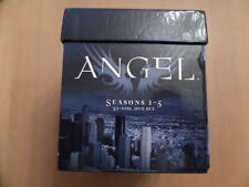 Angel - Limited Edition Collector's Complete Series (Dvd, 2009, 30-Disc Set)