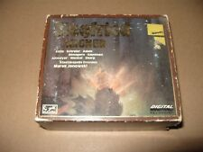 Siegfried Wagner Marek Janowski  5 cd +Book are Excellent/Wear On outer Box 1984