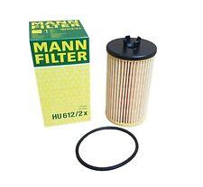 MANN Ölfilter HU612/2x  für Alfa Romeo, Chevrolet, Fiat,  Holden, Opel, Saab