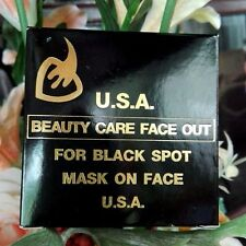 K.BROTHERS BEAUTY CARE FACE OUT SMOOTHLY SCRUB - WHITENING FOR BLACK SPOT MASK S