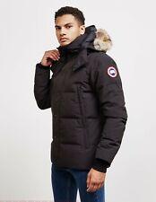 Canada Goose 2020 Wyndham Parka Coat, $925 NWT, XL, Coyote Fur Trim, Authentic