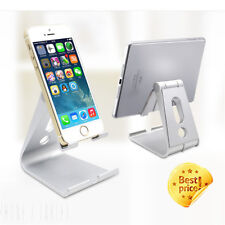 Universal Folding ABS Tablet Mount Holder Stand For iPad iPhone Samsung Y8