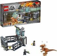 Lego 75927 LEGO Jurassic World Stygimoloch Breakout 75927 Building Kit 222 Piece