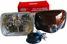 78-86 FORD F150-F350 EURO DIAMOND H4 H6054 HEADLIGHTS