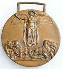 1914 - 1918 Italian Medal To The Allied Countries For Wwi Participation Italy