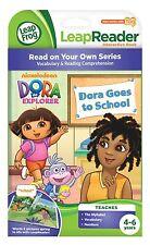 LeapReader Dora the Explorer: Dora Goes to School