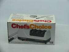 Chefs Choice Diamond Hone Professional Electric Knife Sharpener 115
