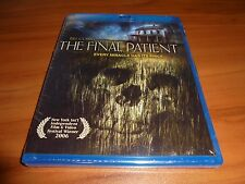 The Final Patient (Blu-ray Disc, 2008) Bill Cobbs NEW