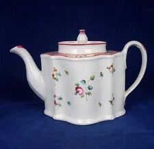 Tea Pots British Date-Lined Ceramics (Pre-c.1840)
