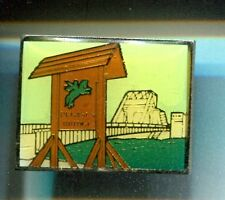 RARE PINS PIN'S .. ARMEE ARMY DEBARQUEMENT D-DAY 1944 PEGAUS PONT BRIDGE 14 ~CT