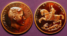 1936 KING EDWARD VIII PATTERN CROWN - Gold Plated Copper