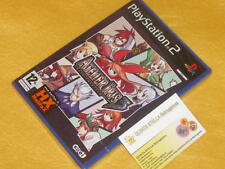 ATELIER IRIS 3 ver. PAL IT NEW FACTORY SEALED PLAYSTATION 2 PS2 ENGLISH TEXT RPG