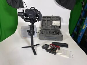 Canon EOS 5D Mark III DSLR Camera with EF L IS USM 24-105 and Ronin-S - Bundle