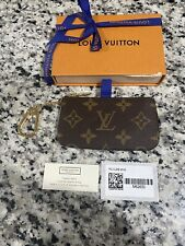 ⭐️ New Authentic Louis Vuitton Monogram Cles Key Pouch Made in FRANCE M62650 ⭐️