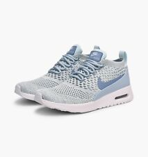 Nike Air Max Thea Ultra FK Womens UK 6 EU 40 Armory Blue White Sneakers Trainers
