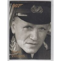 James Bond Dangerous Liaisons - Bond Villains F34 Steven Berkoff G Orlov