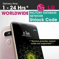 Telus Koodo Mobility Canada LG G2 D800 G3 D850 G3 S D722 G Flex 2 Unlock Code