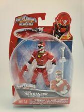 Power Rangers Super Megaforce Turbo Red Ranger Action Figure Unopened ~