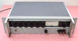 HP 4204A Oscillator 10Hz-1MHz