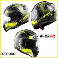 LS2 RAPID CARRERA Kart Motorrad Integralhelm Helm Karthelm helmet  FF353