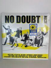 No Doubt Icon Hits Walmart Exclusive Vinyl Record Yellow/White Brand New Sealed