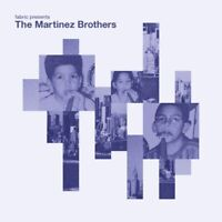 THE MARTINEZ BROTHERS - FABRIC PRESENTS: THE MARTINEZ BROTHERS 2 VINYL LP  NEU