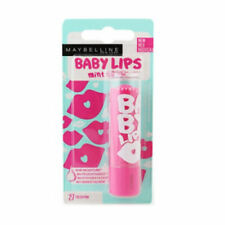 MAYBELLINE BABY LIPS MINT TO BE LIP BALM - FRESH PINK (27) NEW