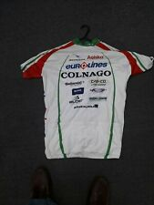 Colnago team race jersey. Large new.