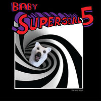 """Skratchy Seal - 'Baby Super Seal 5 (The Wax Wolf)' (7"""" Vinyl Single Record)"""