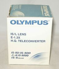 Olympus Tele-converter for IS-50,IS-500,IS-5000,IS-5