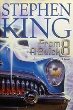 Stephen King - From a Buick 8 - HC w/DJ 1st PRINT 2002 NEAR MINT