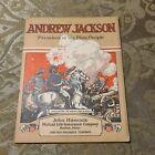 ANDREW JACKSON PRESIDENT OF THE PLAIN....JOHN HANCOCK INSURANCE CO. 1922 BOOKLET