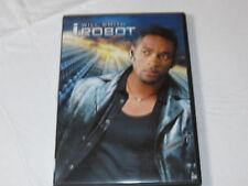 I, Robot DVD 2004 Widescreen Pg-13 Sci-Fi & Fantasy Will Smith Donald Faison