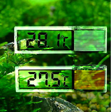 LCD Digital Thermometer Waterproof Fish Aquarium Meter Water Tank Useful Tool