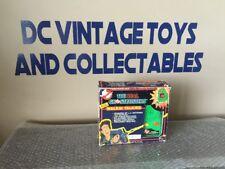 Vintage 1984 The Real Ghostbusters Walkie Talkies Slimer Green Ghost RARE LOOK!