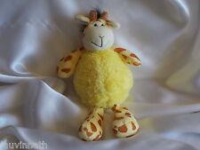 Doudou girafe boule, CMP, Blankie/Lovey/Newborn toy
