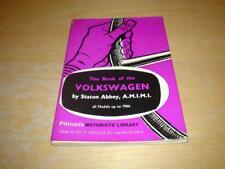 VW TRANSPORTER T1 T2 Bus Split Screen Kombi propriétaires service Handbook Manual Livre