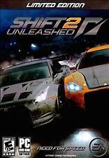 Video Game PC Need For Speed Shift 2 Unleashed Limited Edition NEW SEALED