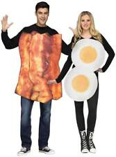 Bacon & Eggs Couple Costume (Includes Both!)