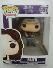 New ListingFunko Pop! Tv Buffy the Vampire Slayer 20 Yrs - Faith 597 Vinyl Figure Fast Ship