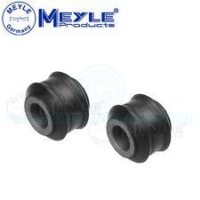 2x MEYLE (Germania) Anti Roll Bar Stabilizzatore arbusti ANTERIORE NO: 011 010 0007