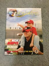 Disney Newsreel Espn Nascar It'S The Life & What Is The Hub february 2, 2007 New