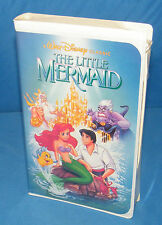 The Little Mermaid by Disney (VHS, 1999)